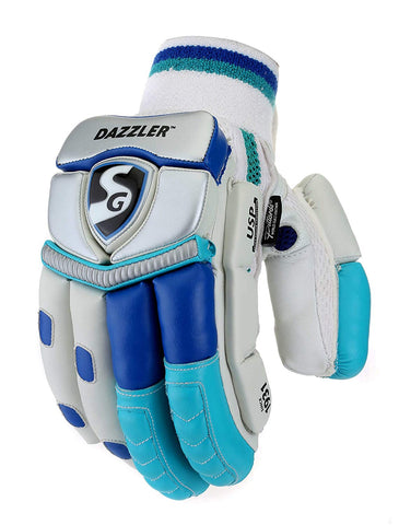 SG Dazzler RH Batting Gloves - Best Price online Prokicksports.com