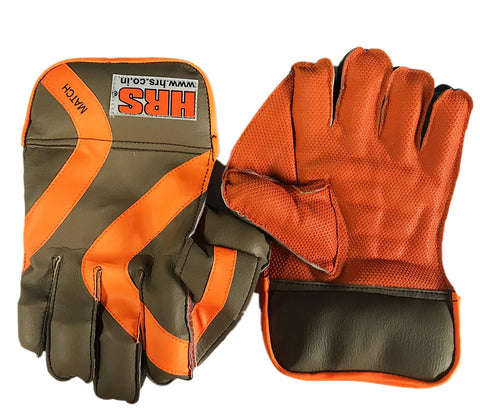HRS Match Wicket Keeping Gloves (color may vary) - Best Price online Prokicksports.com