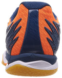 ASICS Court Control FF Men's Badminton Shoes Mako Blue/Pure Silver - Best Price online Prokicksports.com