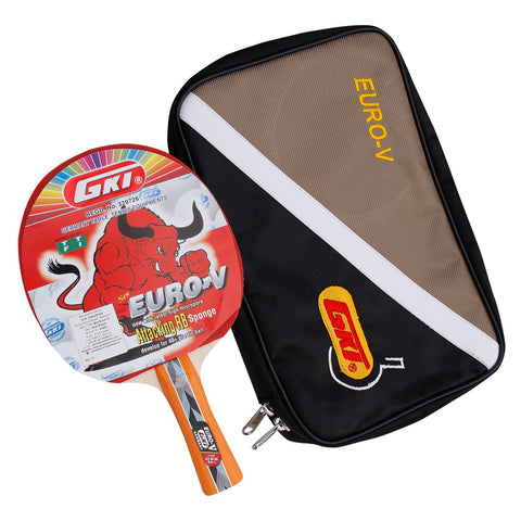 GKI Euro V Table Tennis Racquet - Best Price online Prokicksports.com