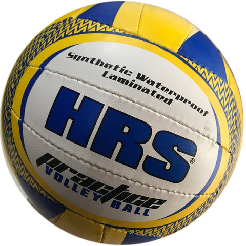 HRS Practice Synthetic Rubber Volleyball - Best Price online Prokicksports.com