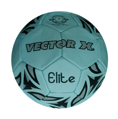 Vector X Elite Team Football, Size 5 - Cyan - Best Price online Prokicksports.com