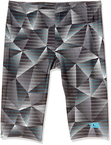 Sports Swimwear Swimming Shorts Jammer for Men, Grey - Best Price online Prokicksports.com