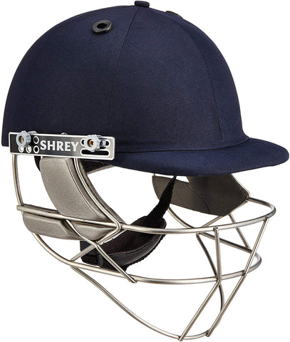Shrey Pro Guard with Titanium Visor Cricket Helmet - Best Price online Prokicksports.com