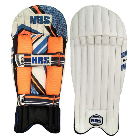 HRS Match Wicket Keeping legguard, Men's - Prokicksports.com