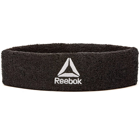 Reebok Sports Headband - Black - Best Price online Prokicksports.com