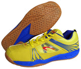 Proase Non-Marking Badminton Court Shoes, Yellow - Best Price online Prokicksports.com