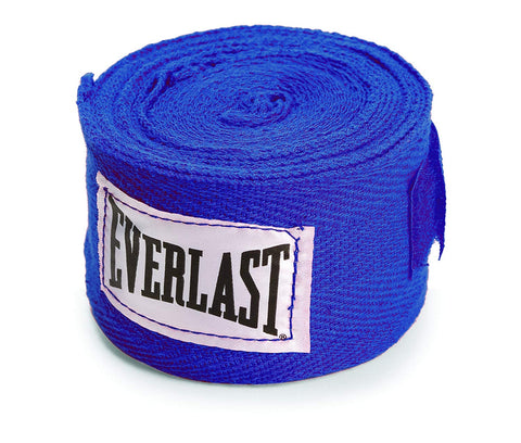 Everlast Boxing Hand Wraps (Blue, 180) … - Best Price online Prokicksports.com