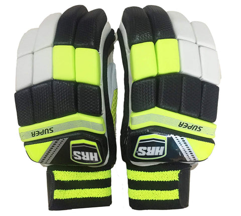 HRS Super Double Padding Right Hand Batting Gloves, Men's - Prokicksports.com