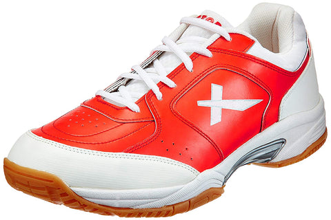 Vector X CS-2015 Badminton Shoes (Red/White) - Best Price online Prokicksports.com