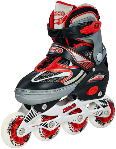 Cosco Sprint Inline Skate (Red) - Best Price online Prokicksports.com