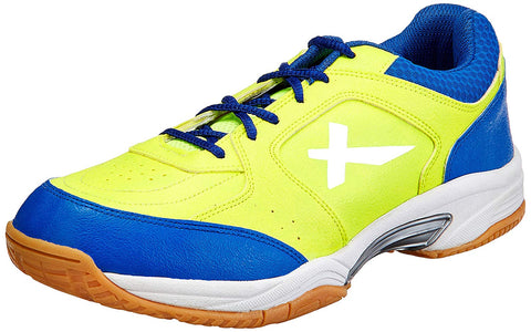 Vector X CS-2015 Badminton Shoes (Green/Blue) - Best Price online Prokicksports.com