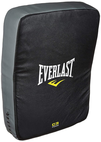 Everlast Boxing Pro Kick Shield Black/Grey - Best Price online Prokicksports.com