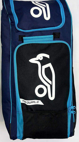 Kookaburra Pro Duffle Cricket Kit Bag (Senior) - Prokicksports.com