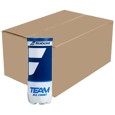 Babolat Team All Court Tennis Ball - 24 Cans - Best Price online Prokicksports.com