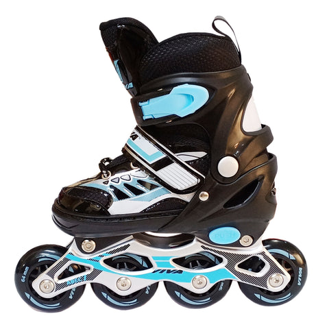 Viva Professional Inline Skates - Black (68 mm wheels) - Best Price online Prokicksports.com