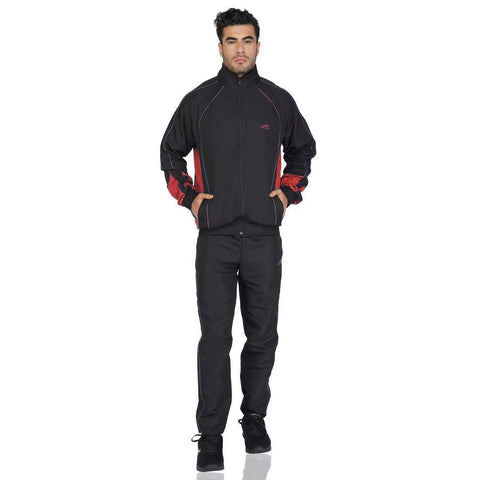 Vector X Synergy Track Suit for Men's, Black - Best Price online Prokicksports.com