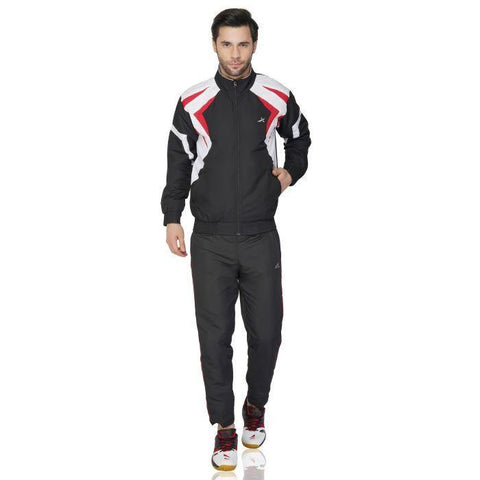 Vector X Sprinter Track Suit for Men's, Black - Best Price online Prokicksports.com
