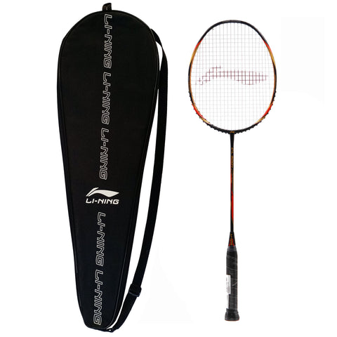 Li-Ning CL Chen Long 500+ Light Weight Badminton Racquet - Strung (with full cover) - Best Price online Prokicksports.com