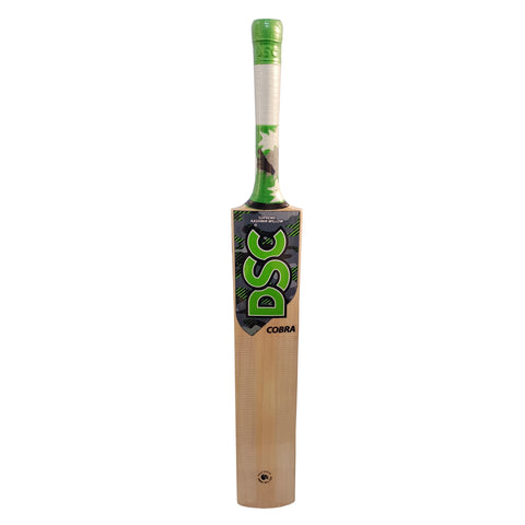 DSC Cobra Kashmir Willow Cricket Bat, Short Handle - Prokicksports.com