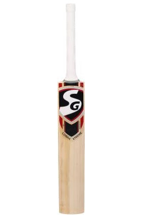 SG Cobra Xtreme English Willow Cricket Bat, Short Handle (Full Size) - Best Price online Prokicksports.com
