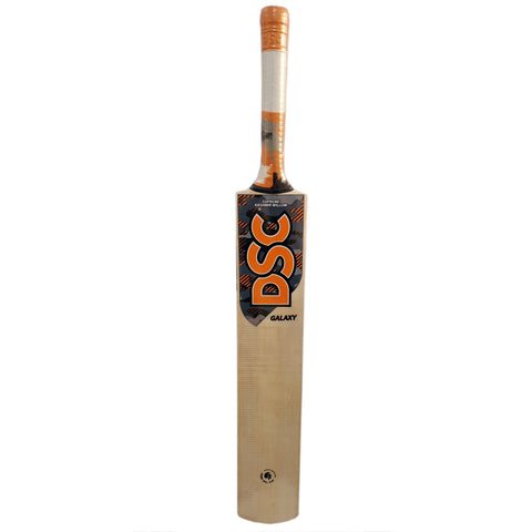 DSC Galaxy Kashmir Willow Cricket Bat, Short Handle - Best Price online Prokicksports.com