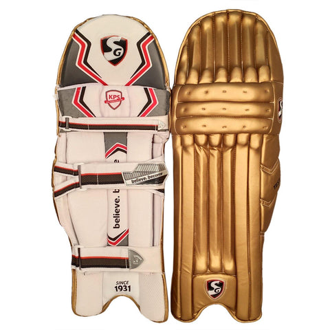 SG Test Batting Legguard - Gold - Best Price online Prokicksports.com