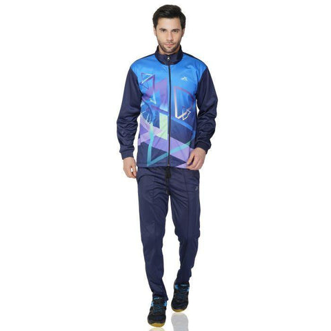 Vector X Unicorn Track Suit for Men's Navy - Best Price online Prokicksports.com