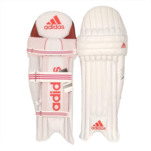 Adidas Pellara 4.0 Batting Pad, Right Hand - Men's - Best Price online Prokicksports.com