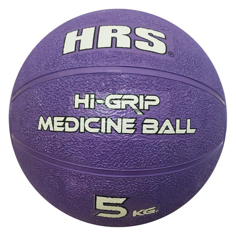 HRS Rubber Medine Ball, 5 kg (without handle), Purple - Best Price online Prokicksports.com