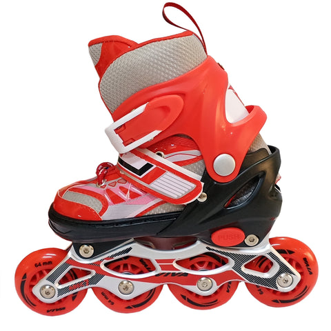 Viva Professional Inline Skates - Red (68 mm wheels) - Best Price online Prokicksports.com