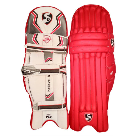 SG Test Batting Legguard - Red - Best Price online Prokicksports.com