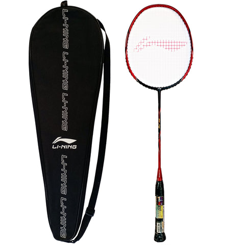 Li-Ning SK75 Srikanth Kidambi Signature Light Weight Strung Badminton Racquet - With Full Cover - Best Price online Prokicksports.com