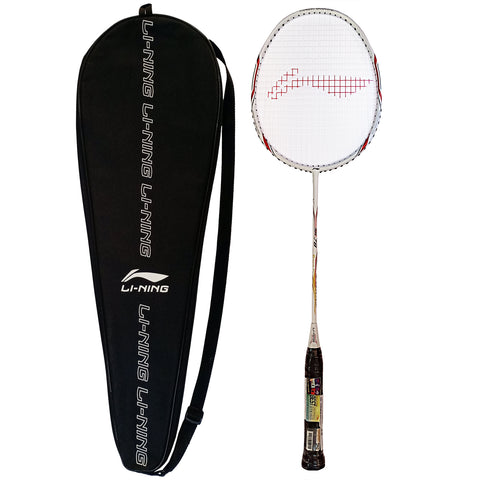 Li-Ning SK78 Srikanth Kidambi Signature Light Weight Strung Badminton Racquet - With Full Cover - Best Price online Prokicksports.com