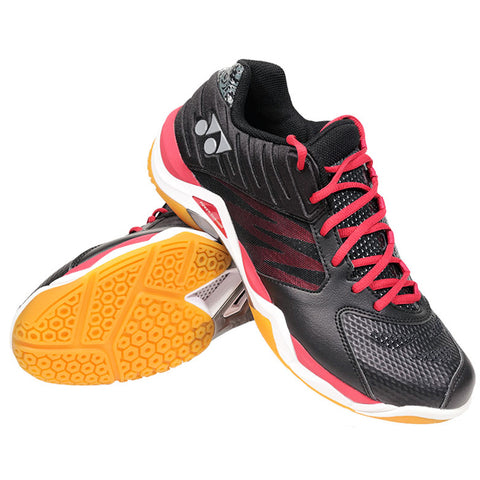 Yonex Comfort Z Men's Non-Marking Professional Badminton Shoes, Black - Best Price online Prokicksports.com