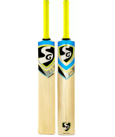 SG Cruiser Kashmir Willow Cricket Bat - Best Price online Prokicksports.com