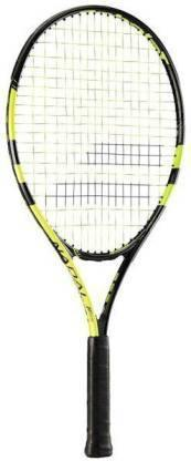 Babolat 140180 Nadal Junior 25 Tennis Racquet - Black/Yellow - Best Price online Prokicksports.com