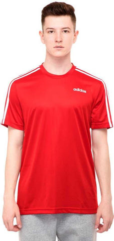 Adidas Men's Regular Fit T-Shirt Scarle - Best Price online Prokicksports.com