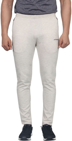 Vector X VL2500 Cotton Men's Sports Track Pant, Cream - Prokicksports.com