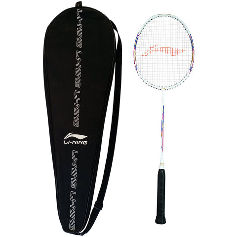 Li-Ning PVS 902 PV Sindhu Signature High Performance Strung Badminton Racquet - With Full Cover - Best Price online Prokicksports.com