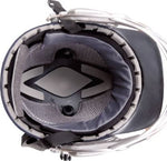 Shrey Master Class Titanium Visor Cricket Helmet, Men's (Navy Blue) - Best Price online Prokicksports.com
