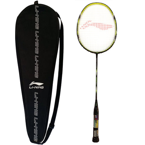 Li-Ning SS20 G5 Strung Badminton Racquet - With Full Cover - Best Price online Prokicksports.com