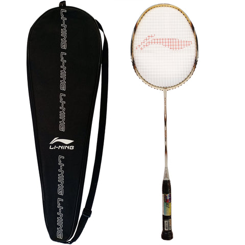 Li-Ning SS21 G5 Strung Badminton Racquet - With Full Cover - Best Price online Prokicksports.com