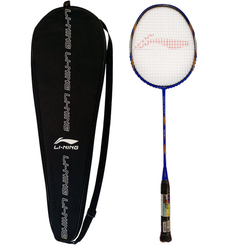 Li-Ning SS9 G5 Strung Badminton Racquet - With Full Cover - Best Price online Prokicksports.com