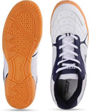 Vector X Warrior Badminton Shoes (White) - Best Price online Prokicksports.com