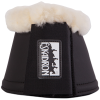 Eskadron  Synthetic Leather Bell Boots with Fleece