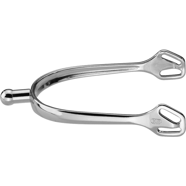 Herm Sprenger Ultra Fit Stainless Steel Spurs, ball end