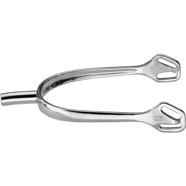 Herm Sprenger Ultra Fit Stainless Steel Spurs, straight neck end, no rowel