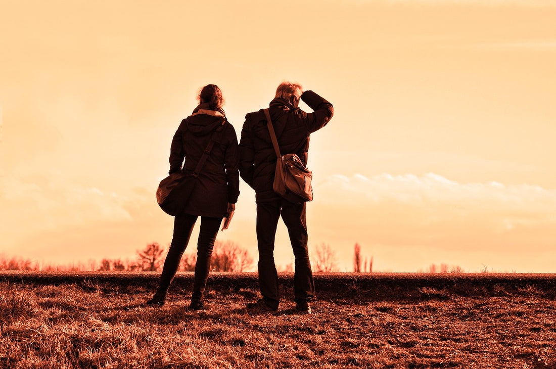 Study: Travel Together for Better Sex!
