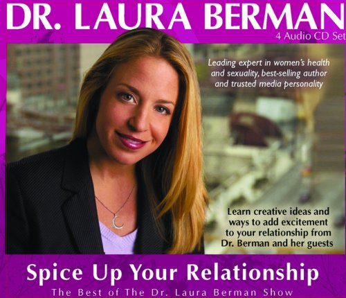 Dr. Laura Berman Spice Up Your Relationship Audio CD
